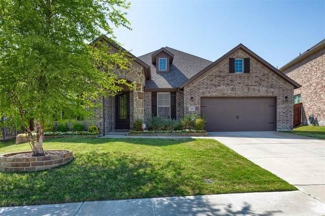 905 Benbrook Trail, Mckinney, TX 75071 (MLS #14554796) :: The Kimberly Davis Group