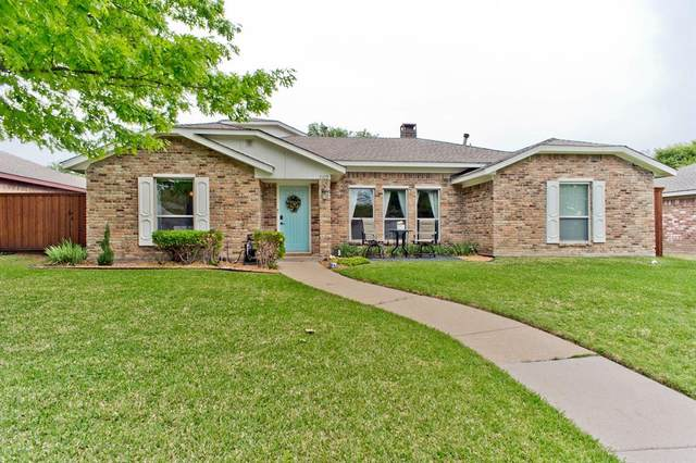 2109 Bengal Lane, Plano, TX 75023 (MLS #14554803) :: Russell Realty Group