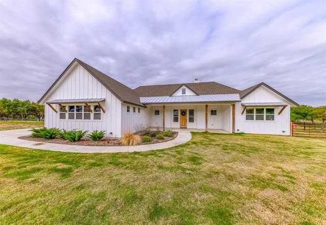 108 Morgan Meadows Drive, Weatherford, TX 76087 (MLS #14554812) :: Trinity Premier Properties