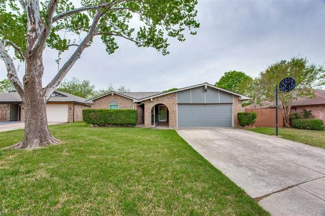 7349 Channel View Drive, Fort Worth, TX 76133 (MLS #14554814) :: Lyn L. Thomas Real Estate | Keller Williams Allen