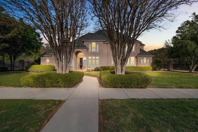 903 Suffolk Court, Southlake, TX 76092 (MLS #14554824) :: Team Hodnett