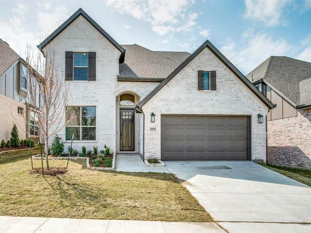 195 Lakeview Circle, Pilot Point, TX 76258 (MLS #14554829) :: The Juli Black Team