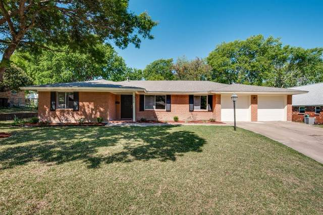 5216 Morley Avenue, Fort Worth, TX 76133 (MLS #14554832) :: The Chad Smith Team