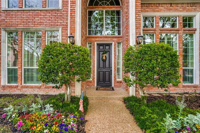 5004 Albany Drive, Plano, TX 75093 (MLS #14554853) :: Real Estate By Design