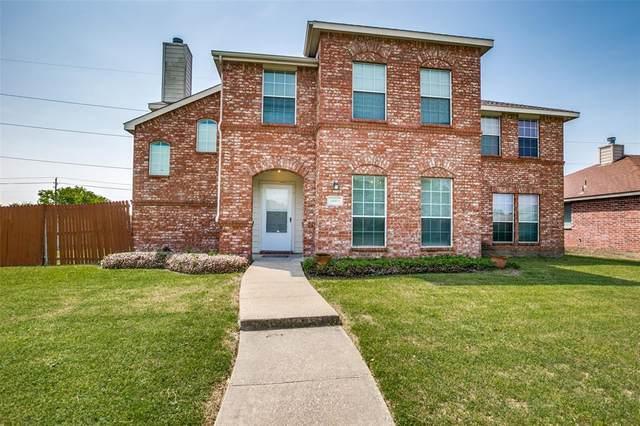 2608 Saint Andrews Drive, Lancaster, TX 75146 (MLS #14554865) :: Team Hodnett