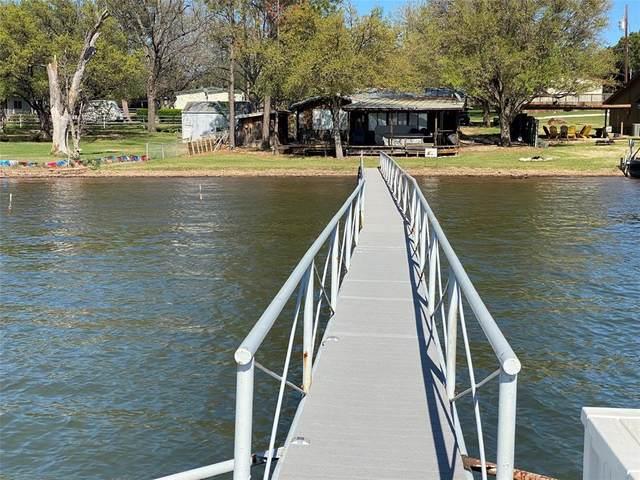1569 Hummingbird Lane, Graford, TX 76449 (MLS #14554871) :: Team Hodnett