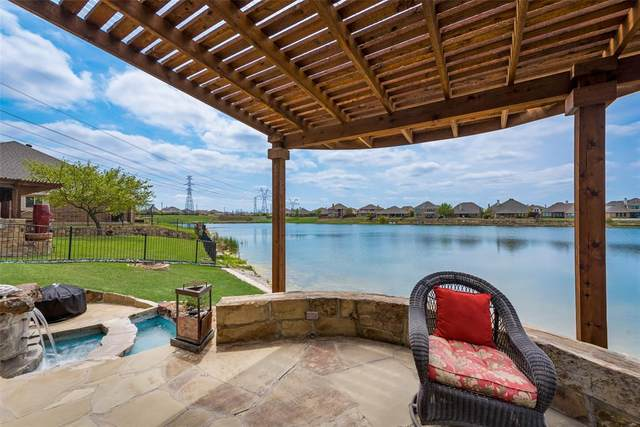 4604 Lakeside Hollow Street, Fort Worth, TX 76262 (MLS #14554905) :: Wood Real Estate Group