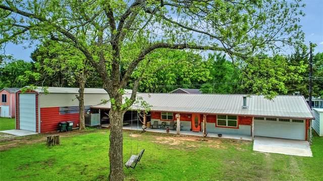 115 Friar Tuck Drive, Gordonville, TX 76245 (MLS #14554907) :: Team Hodnett