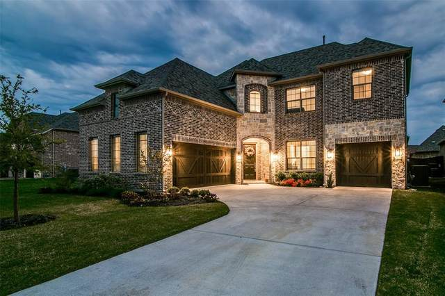 1055 Hunters Creek Drive, Rockwall, TX 75087 (MLS #14554914) :: Results Property Group
