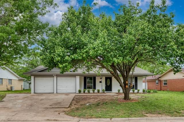 904 Edna Drive, Everman, TX 76140 (MLS #14554925) :: The Kimberly Davis Group
