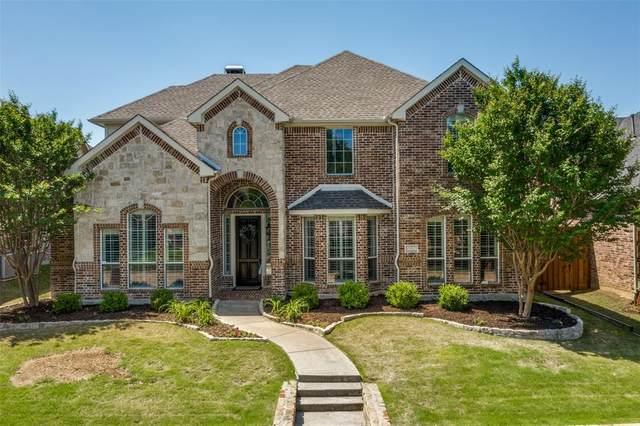3209 Appleblossom Drive, Frisco, TX 75034 (MLS #14554930) :: Real Estate By Design