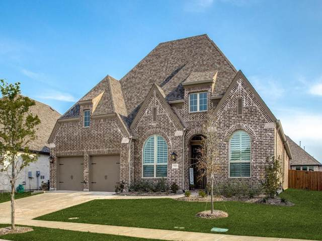 2512 Williamsburg Drive, Melissa, TX 75454 (MLS #14554941) :: Russell Realty Group