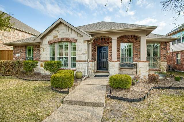 11925 Yoakum Drive, Frisco, TX 75035 (MLS #14554951) :: RE/MAX Pinnacle Group REALTORS