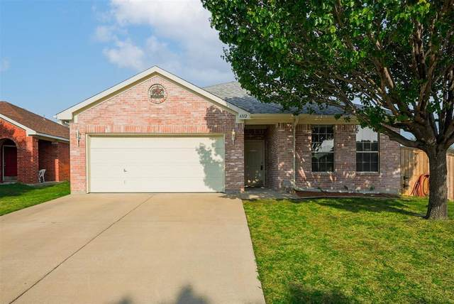 6312 Seal Cove, Fort Worth, TX 76179 (MLS #14554985) :: The Chad Smith Team