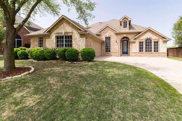 4101 Calloway Drive, Mansfield, TX 76063 (MLS #14554994) :: RE/MAX Pinnacle Group REALTORS