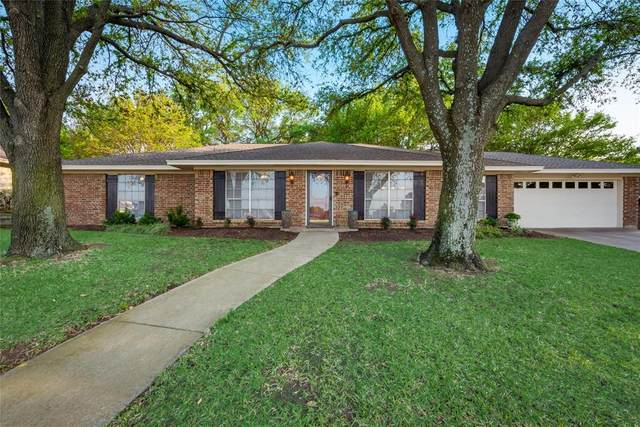 1612 Paisley Drive, Arlington, TX 76015 (MLS #14555004) :: RE/MAX Pinnacle Group REALTORS
