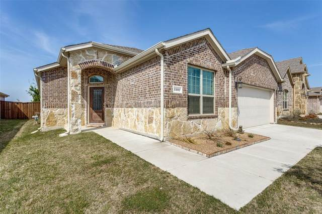 1107 Parker Drive, Melissa, TX 75454 (MLS #14555031) :: RE/MAX Pinnacle Group REALTORS