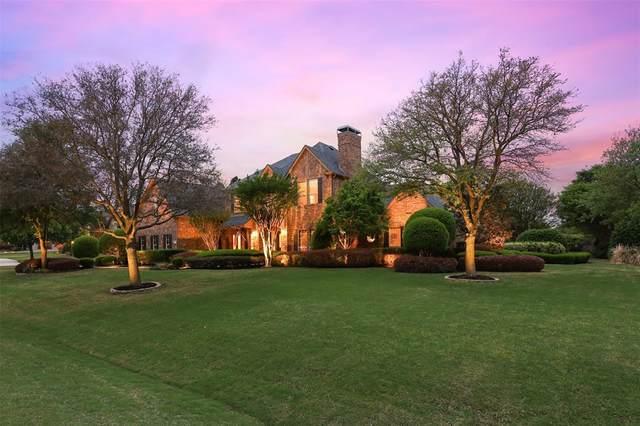 4113 Equestrian Court, Flower Mound, TX 75028 (MLS #14555044) :: Team Hodnett