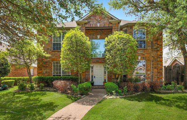 2508 Brycewood Lane, Plano, TX 75025 (MLS #14555048) :: Russell Realty Group