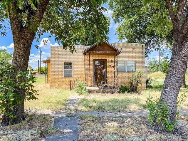 1000 Sunny Avenue, Rule, TX 79547 (MLS #14555074) :: Craig Properties Group