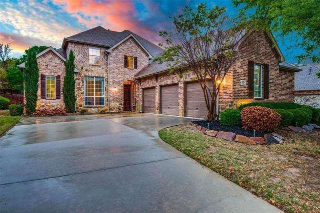 1021 Keeler Street, Lantana, TX 76226 (MLS #14555075) :: Team Hodnett