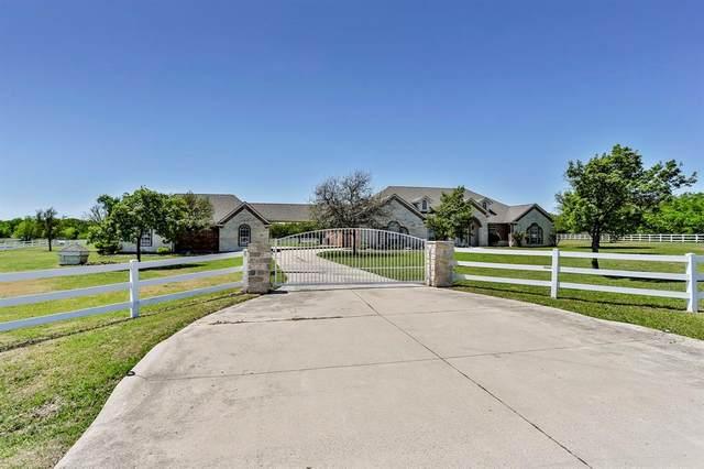 13537 Willow Creek Drive, Haslet, TX 76052 (MLS #14555090) :: Justin Bassett Realty