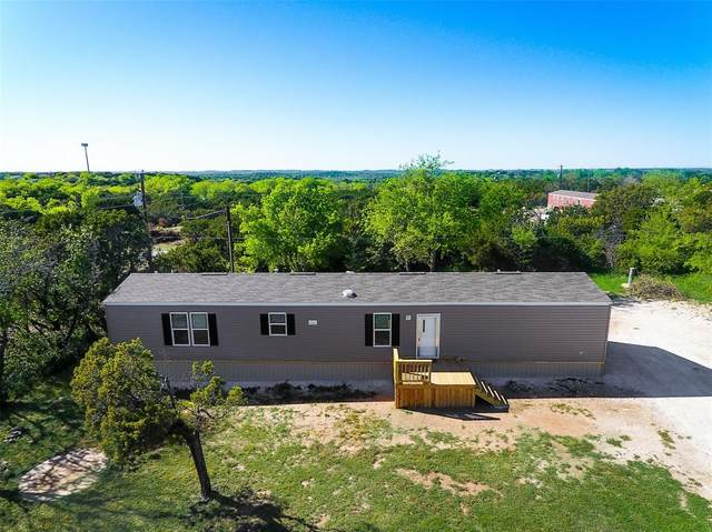 3422 Hilltop Road, Granbury, TX 76048 (MLS #14555107) :: The Chad Smith Team