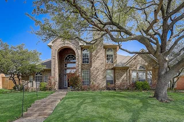 4109 Rockingham Way, Plano, TX 75093 (MLS #14555138) :: Real Estate By Design