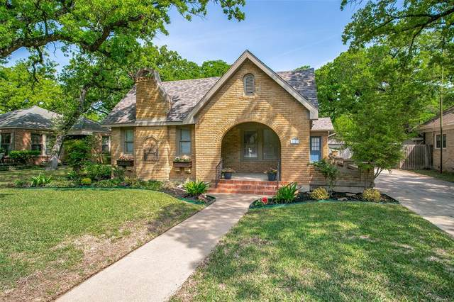 2127 Primrose Avenue, Fort Worth, TX 76111 (MLS #14555140) :: Jones-Papadopoulos & Co