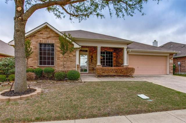 1626 Luckenbach Drive, Forney, TX 75126 (MLS #14555220) :: Wood Real Estate Group
