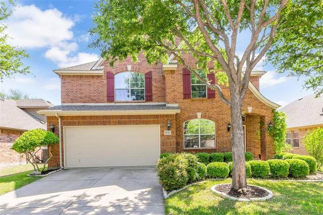 8574 Marion Drive, Frisco, TX 75036 (MLS #14555232) :: Russell Realty Group