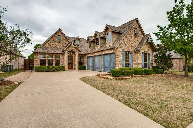 748 Black Oak Lane, Rockwall, TX 75032 (MLS #14555242) :: Results Property Group