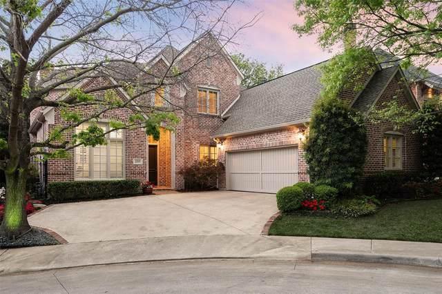 11840 Brookhill Lane, Dallas, TX 75230 (MLS #14555245) :: The Chad Smith Team