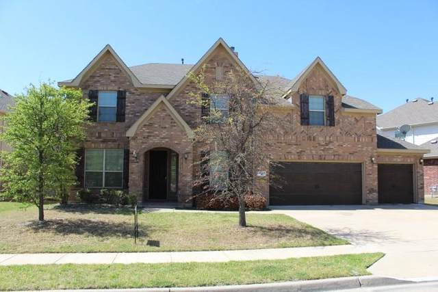 5629 Sleepy Creek Lane, Fort Worth, TX 76179 (MLS #14555285) :: The Chad Smith Team