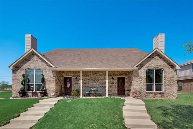 7603 Cousteau Drive, Rowlett, TX 75088 (MLS #14555306) :: Premier Properties Group of Keller Williams Realty
