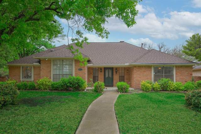 9970 Acklin Drive, Dallas, TX 75243 (MLS #14555308) :: Team Hodnett