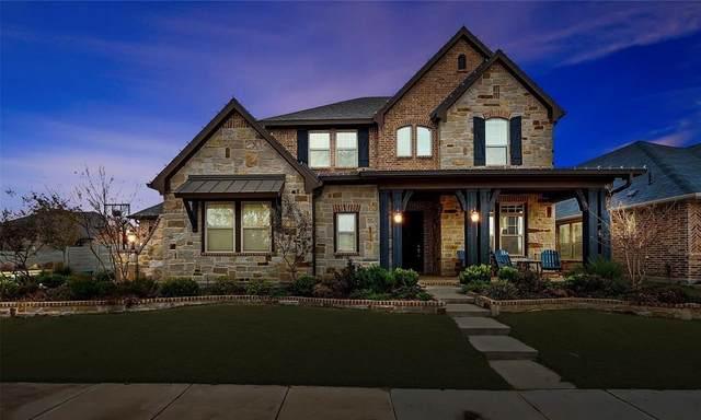 350 Sunflower Avenue, Argyle, TX 76226 (MLS #14555314) :: Justin Bassett Realty