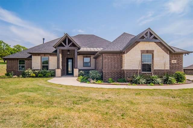 212 Maverick Court, Granbury, TX 76049 (MLS #14555334) :: Maegan Brest | Keller Williams Realty