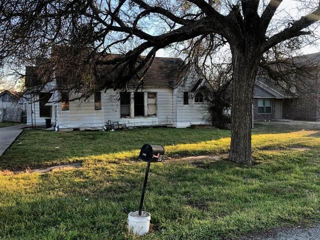 109 W Purdom Avenue, Alvarado, TX 76009 (MLS #14555342) :: The Star Team | JP & Associates Realtors
