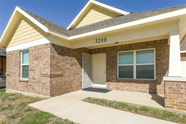 3208 Refugio Avenue, Fort Worth, TX 76106 (MLS #14555366) :: Real Estate By Design