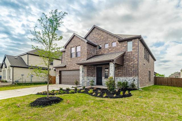 3311 Grandview Drive, Wylie, TX 75098 (MLS #14555378) :: Russell Realty Group