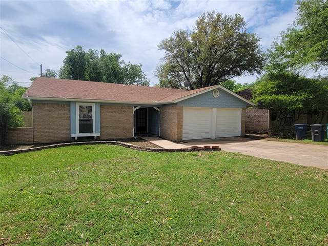 7424 Sandywoods Court, Fort Worth, TX 76112 (MLS #14555383) :: Trinity Premier Properties