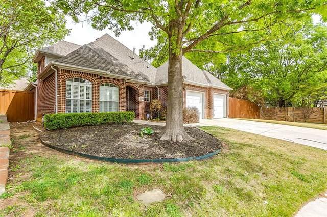 3500 Dresage Court, Flower Mound, TX 75022 (MLS #14555398) :: Wood Real Estate Group