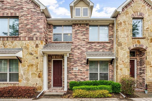 636 Matthew Place, Richardson, TX 75081 (MLS #14555403) :: Team Hodnett