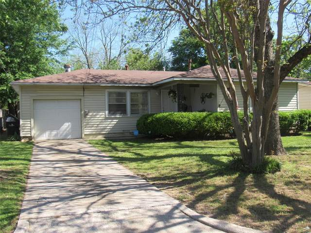 2407 Sunset Street, Denison, TX 75020 (MLS #14555405) :: All Cities USA Realty