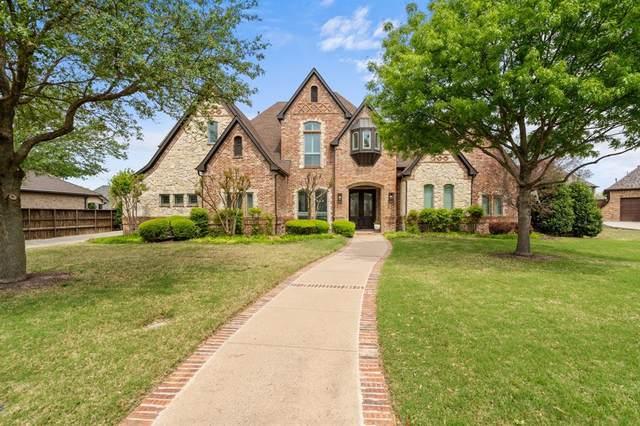 1621 Hidden Bluff Court, Prosper, TX 75078 (MLS #14555409) :: Feller Realty