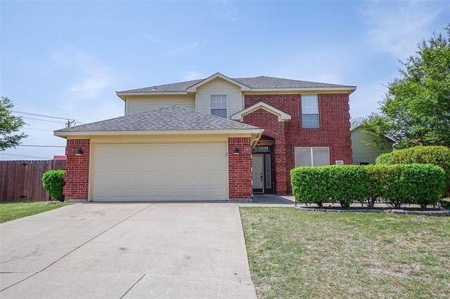 8005 Kathleen Court, Fort Worth, TX 76137 (MLS #14555420) :: The Chad Smith Team