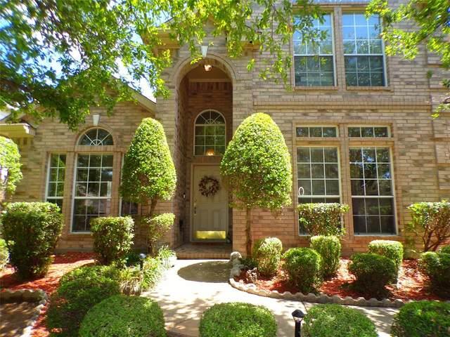 7725 Creek Meadows Drive, Fort Worth, TX 76133 (MLS #14555438) :: Wood Real Estate Group