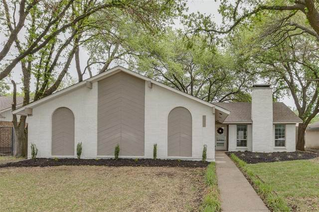 1813 Baltimore Drive, Richardson, TX 75081 (MLS #14555442) :: Wood Real Estate Group