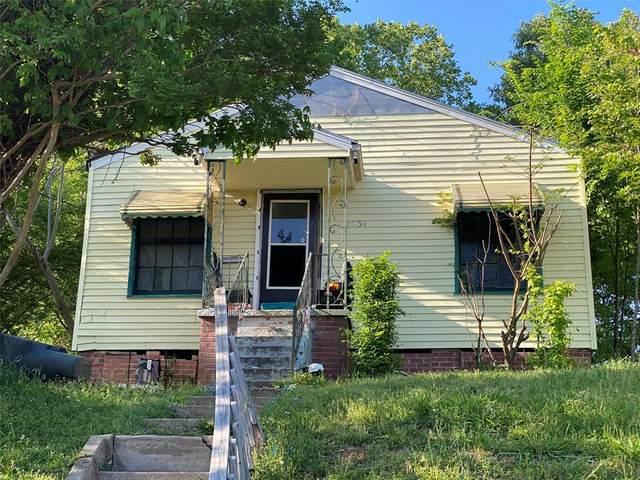 2034 Grover Street, Shreveport, LA 71101 (MLS #14555450) :: The Property Guys